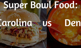 What to Cook for the Super Bowl