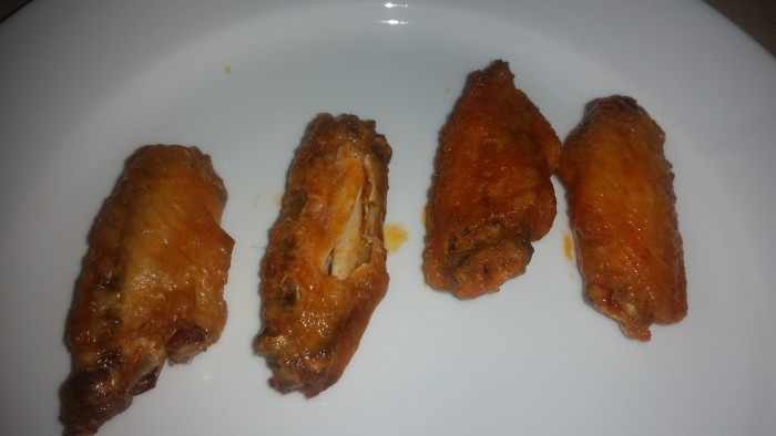 Fried Chicken Wings vs Baked Chicken Wings