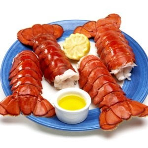 Valentine's Day Meal - Lobster