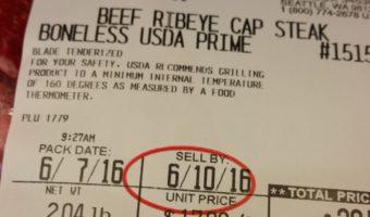 Beware of Blade Tenderized Steaks