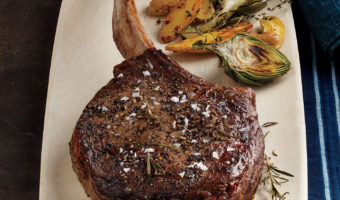30 Cuts in 30 Days – Tomahawk Steak