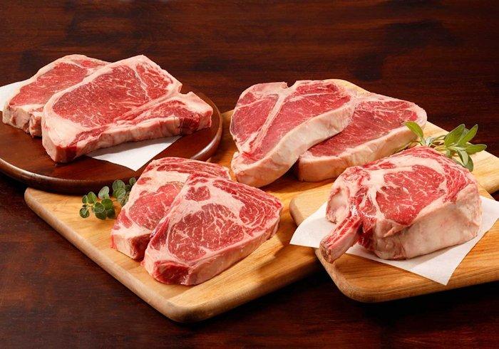 Snake River Farms Big Steak Bundle