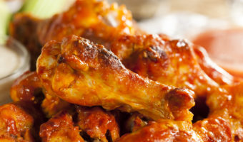 Chicken Wing Recipes for the Super Bowl