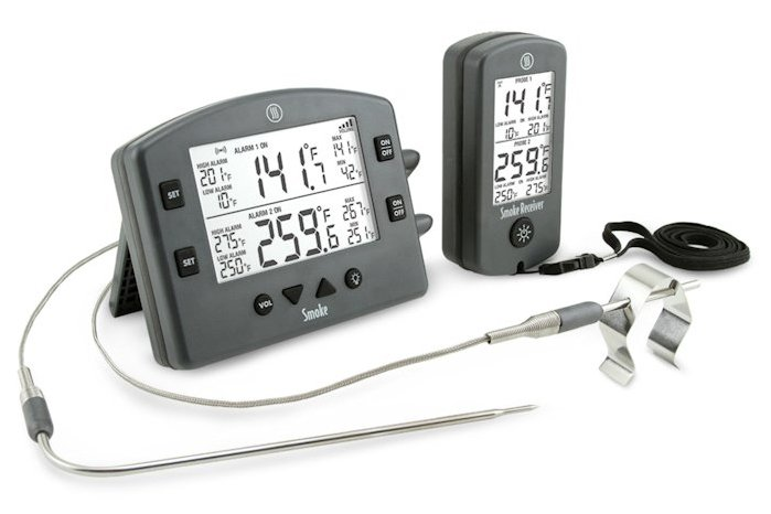 Thermoworks Smoke - Great thermometer for bbq and smoking