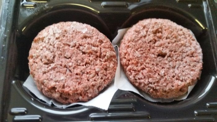 Frozen Beyond Burger Patties
