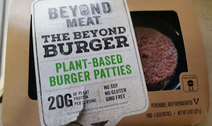 Beyond Meat Patties