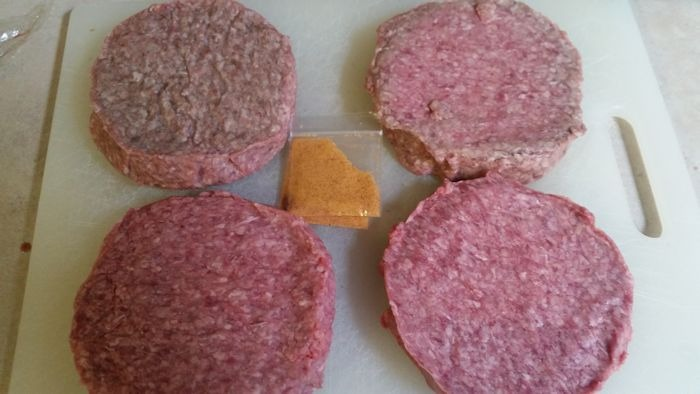 Burgabox Burger Patties