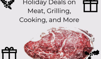 Holiday Deals for the Meat Lover