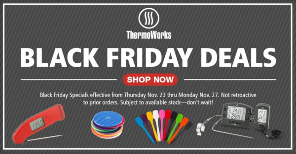 Thermoworks Black Friday